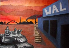 Baghdad Wal-Mart by CrimeThink