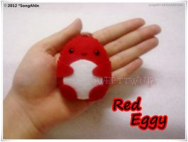 Red Baby Eggy by SongAhIn