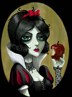 NDS - Gothic Snow White by Naughty-UK