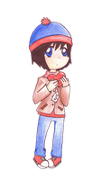 stan marsh by mad-foxy