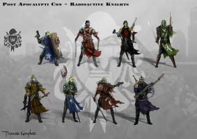 PAC_Radioactive Knights2 by Zerrnichter