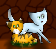 Lets go Hopepaw! .contest. by Ryla26