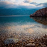 Reflection in the sea by ivancoric