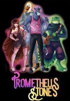 Prometheus Stomes title by Kachumi