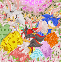 :Here comes easter:.. by missyuna