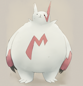 Zangoose by boke-0327