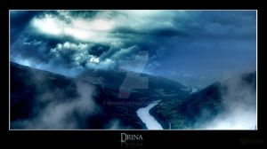 River Drina - hdr by Neshom