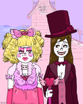 American Gothic Lolita by leila-stoat