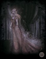Victorian Ghost by LaTaupinette