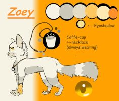 Zoey ref or something by T3rrorT1ts