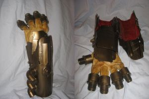 The Power Gauntlet by Deems