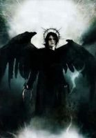 666 Black Angel 666 by FisherStickyShocker