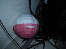 Electrode papercraft by TimBauer92