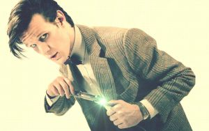 11th Doctor- Vintage by ElijahVD