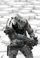 Ghost Recon Assassin Mobile Device wallpaper by Nolan989890