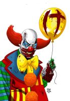 STEPHEN KING'S IT by MalevolentNate