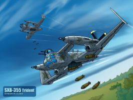 SXB-355 Trident by TheXHS
