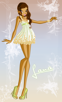 Spring Soul : Lana by ColorfullWinx