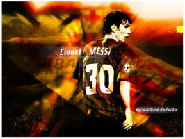 lionel messi by kotaiba