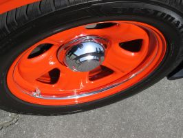Orange Rims by KateKannibal