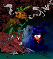 Fish Quarry Poster - 4 by skull-boy666
