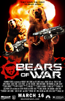 Bears of War by Pokii-kun