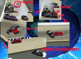 Evil Pacecar of NR2002, Part 1 by genis97426
