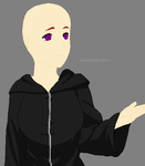 Hooded Base by Anime-In-My-Pants