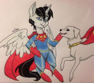 A Boy And His Dog by segamarvel