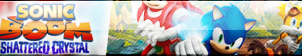 Sonic Boom : Shattered Crystal(3DSOnly) Fan Button by TBalazs2000