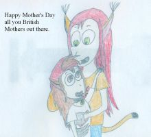 Mother's Day by Crash-the-Megaraptor