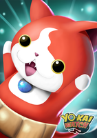 Yo Kai Watch. by Reillyington86