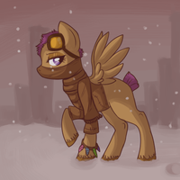 The Last Pony by lulubellct