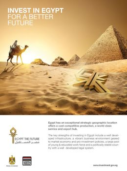 Invest in Egypt by amtaha