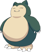 Snorlax. by TwistedFeverComics