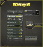 50daysS v.1.12 for AIMP v.2.60 by VovanR