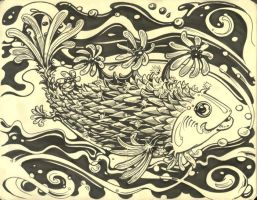 the dingleberry fish by rudat
