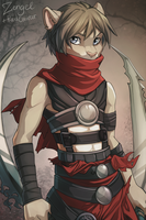 Prince of Persia by Vendett0