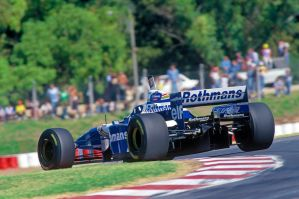 Damon Hill (Argentine 1996) by F1-history