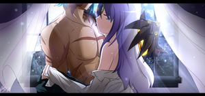 [Elsword] Holy Moonlit Night by ClairSH