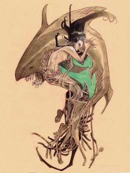 SHARK SOUP by EricCanete