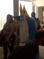 Neko-Con 2012: Ice King by LingeringSentiments