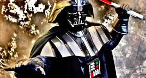 Star Wars ROTS Darth Vader by DWMoran