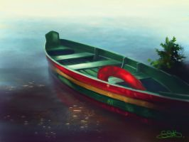 boat by YouYouArt