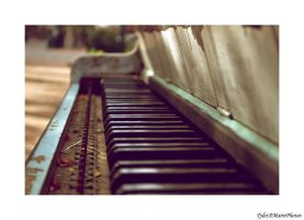 Piano by tylersrose