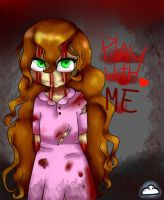 Sally- Play With Me| SpeedPaint by valescalove321