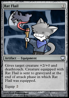 Rat Flail by tuanews