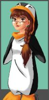 Myself as Penguin by Duomi