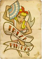 Ibiza Pin-Ups by StraightEdge1977