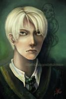 Fanart - Malfoy by fictograph